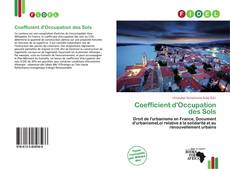 Bookcover of Coefficient d'Occupation des Sols