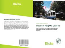 Bookcover of Meadow Heights, Victoria