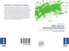 Обложка 2001–02 A.C. ChievoVerona Season