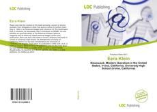 Bookcover of Ezra Klein