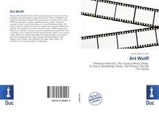 Bookcover of Art Wolff