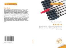 Kai Bird的封面
