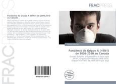 Borítókép a  Pandémie de Grippe A (H1N1) de 2009-2010 au Canada - hoz