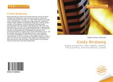 Bookcover of Cindy Birdsong