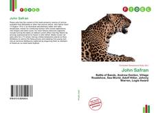 Bookcover of John Safran