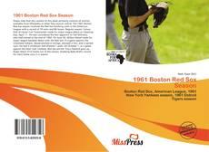 Capa do livro de 1961 Boston Red Sox Season