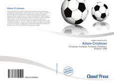 Buchcover von Adam Cristman