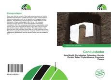 Bookcover of Conquistador