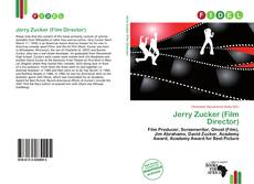 Jerry Zucker (Film Director)的封面