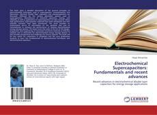 Bookcover of Electrochemical Supercapacitors: Fundamentals and recent advances