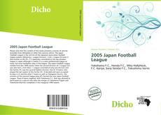 Buchcover von 2005 Japan Football League