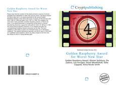 Bookcover of Golden Raspberry Award for Worst New Star