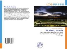Bookcover of Monbulk, Victoria