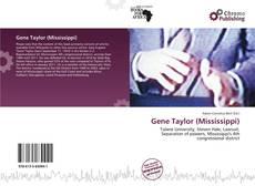 Buchcover von Gene Taylor (Mississippi)