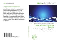 Bookcover of 2006 Houston Dynamo Season