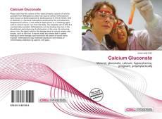 Couverture de Calcium Gluconate