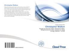 Buchcover von Christopher Walken