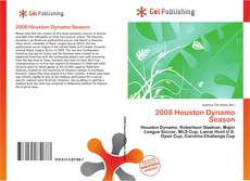 Обложка 2008 Houston Dynamo Season