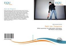 Buchcover von Jack van Tongeren