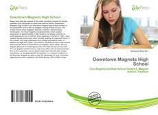 Buchcover von Downtown Magnets High School