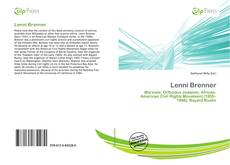 Bookcover of Lenni Brenner