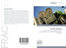 Buchcover von Charles Walters