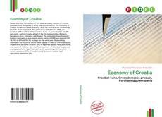 Copertina di Economy of Croatia