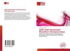 Bookcover of 2005 IAAF World Half Marathon Championships