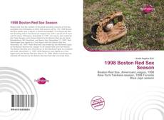 Portada del libro de 1998 Boston Red Sox Season