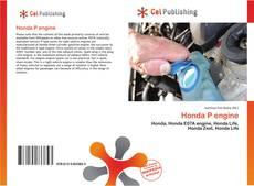 Honda P engine的封面