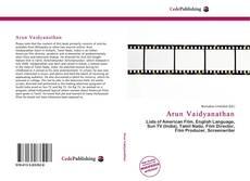 Bookcover of Arun Vaidyanathan