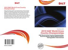 Bookcover of 2010 IAAF World Cross Country Championships