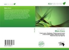 Bookcover of Main Core