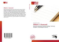 Bookcover of Albert J. Guerard