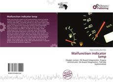 Buchcover von Malfunction indicator lamp