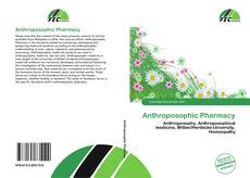 Bookcover of Anthroposophic Pharmacy