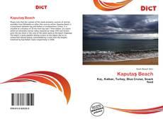 Copertina di Kaputaş Beach