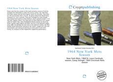 Bookcover of 1964 New York Mets Season