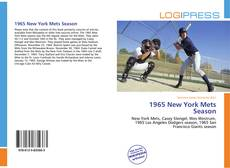 Buchcover von 1965 New York Mets Season