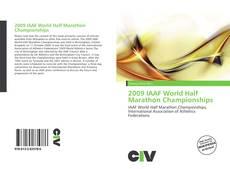 Portada del libro de 2009 IAAF World Half Marathon Championships