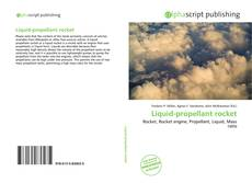 Обложка Liquid-propellant rocket