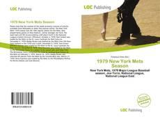 Bookcover of 1979 New York Mets Season