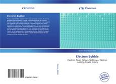 Bookcover of Electron Bubble