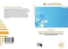 Buchcover von Central Europe Pipeline System