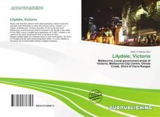 Bookcover of Lilydale, Victoria