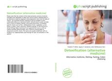 Detoxification (alternative medicine) kitap kapağı