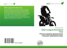 Bookcover of Elite League Knockout Cup