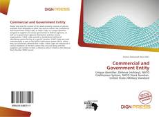 Bookcover of Commercial and Government Entity