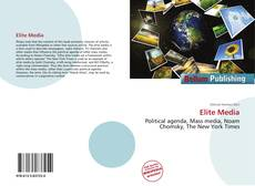 Bookcover of Elite Media