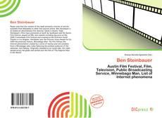 Bookcover of Ben Steinbauer